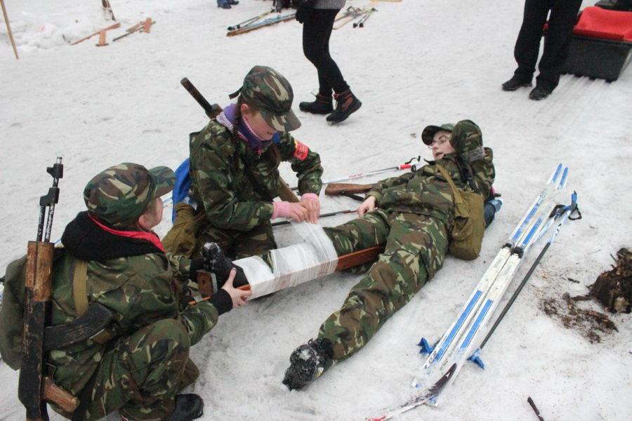 Лыжное многоборье 2016