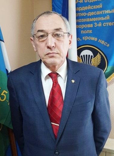 Сафиуллин Фаргат Шавкатович