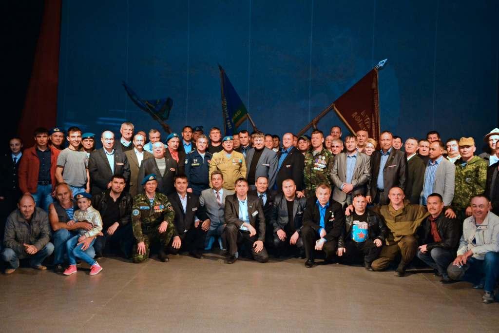 Семинар-совещание «Военно-патриотическое воспитание подрастающего поколения и развитие военно-спортивных клубов»