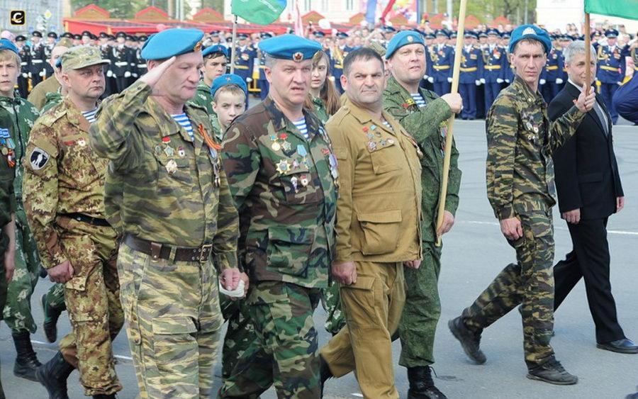 Как Петрозаводск отметил День Великой Победы.