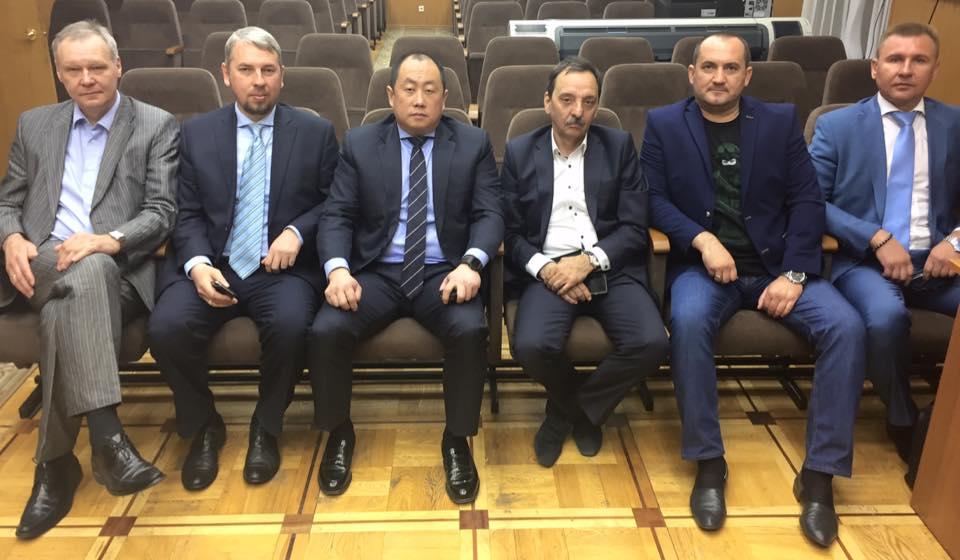Прошло заседание Общественного совета при ГУ МВД России по Московской области