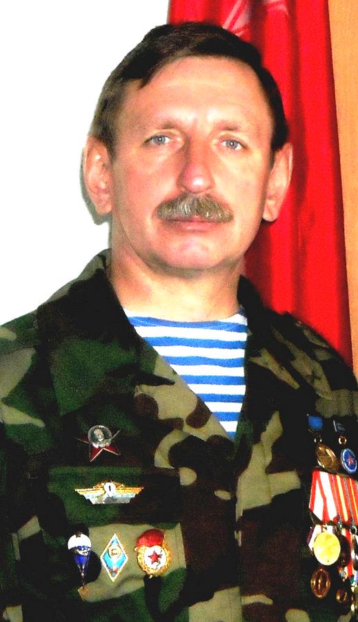Анатолий Николаевич Родимов