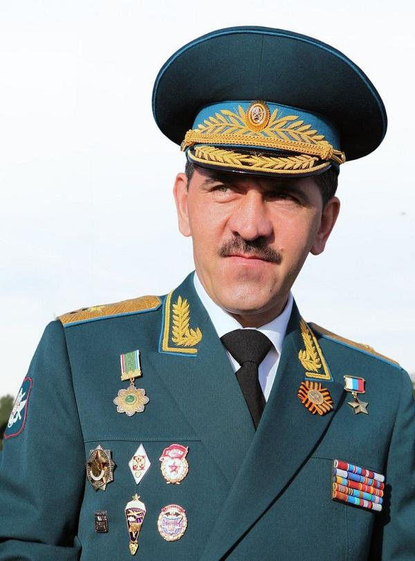 Евкуров Юнус-Бек Баматгиреевич