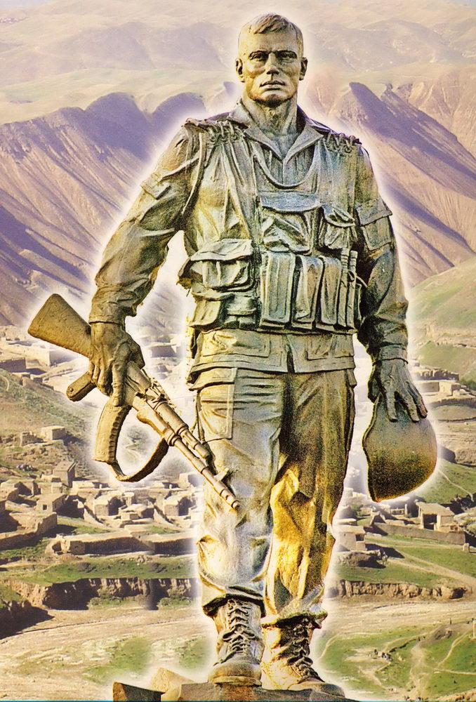 Встреча ветеранов боевых действий в Афганистане приуроченная к 37-й годовщине ввода Советских войск в Афганистан