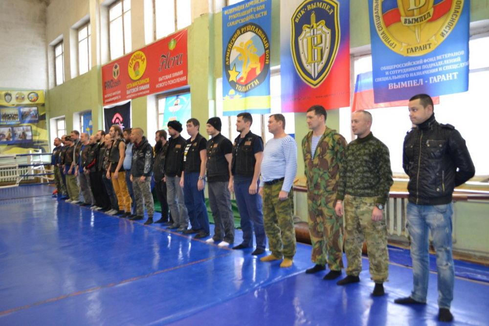 Открытые соревнования по спортивному метанию ножа «Купол – 2016»