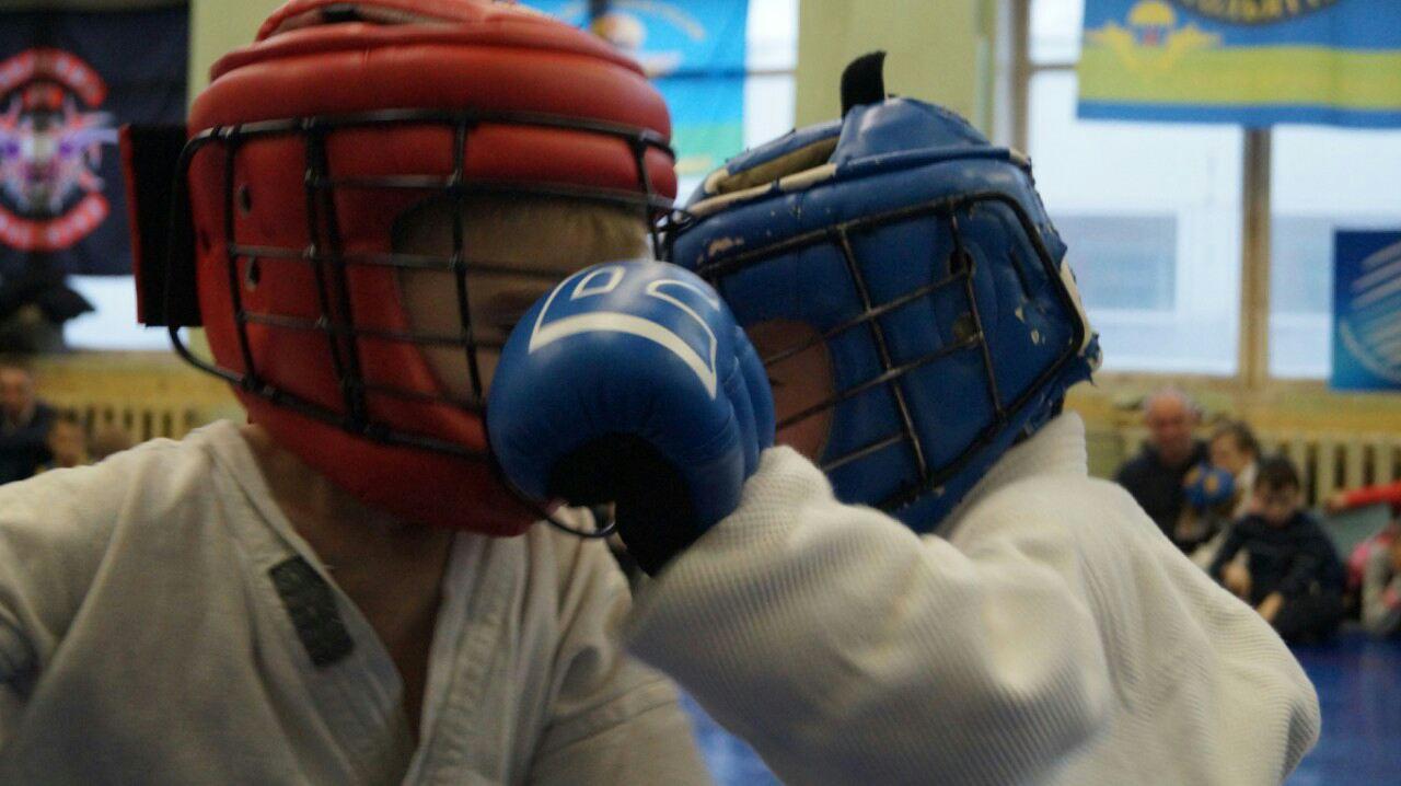 16-е ежегодные детско-юношеские соревнования по армейскому рукопашному бою