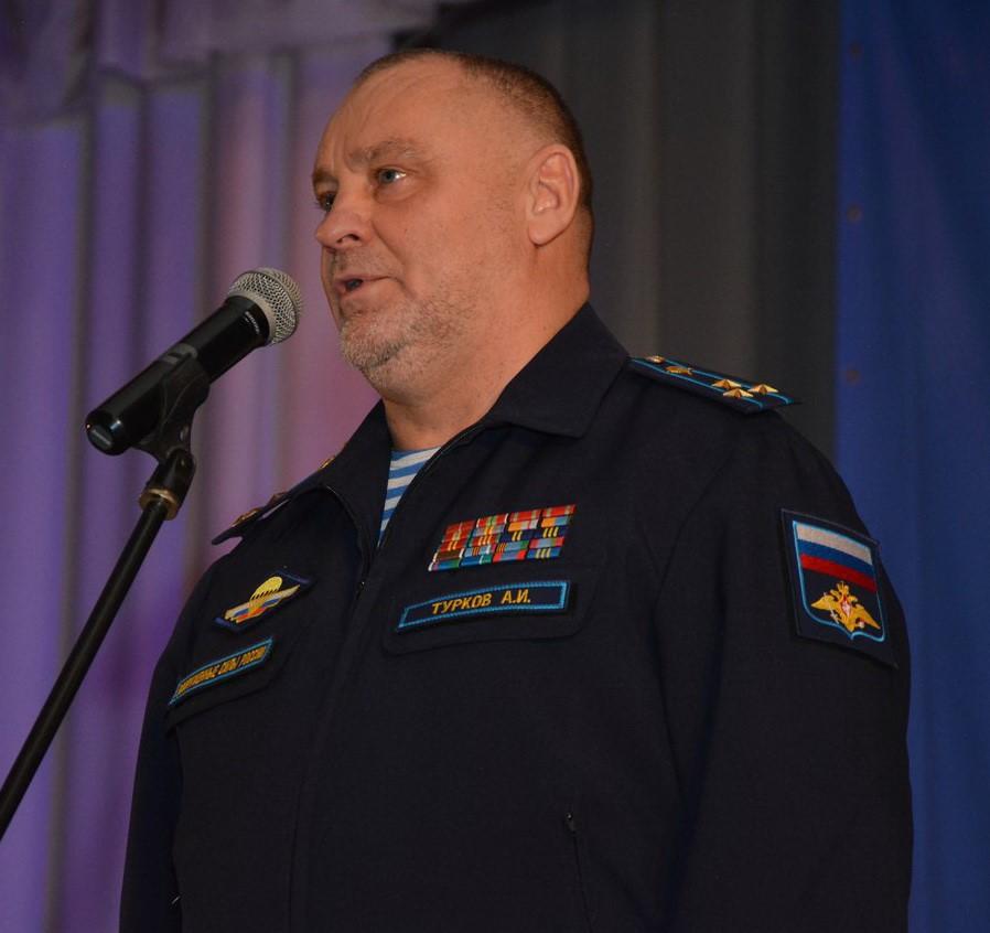Прием в ряды Всероссийского военно-патриотического общественного движения «Юнармия»