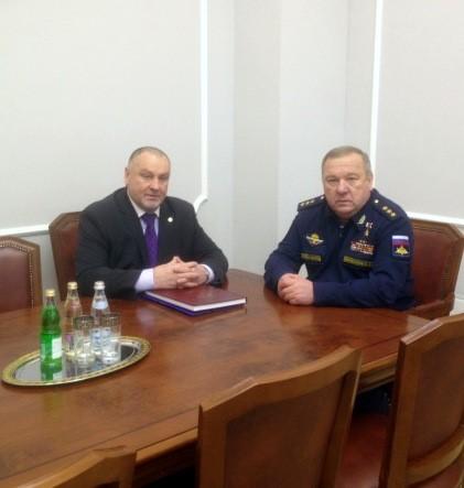 Попечительский совет федерации Армейского рукопашного боя России возглавит Владимир Анатольевич Шаманов