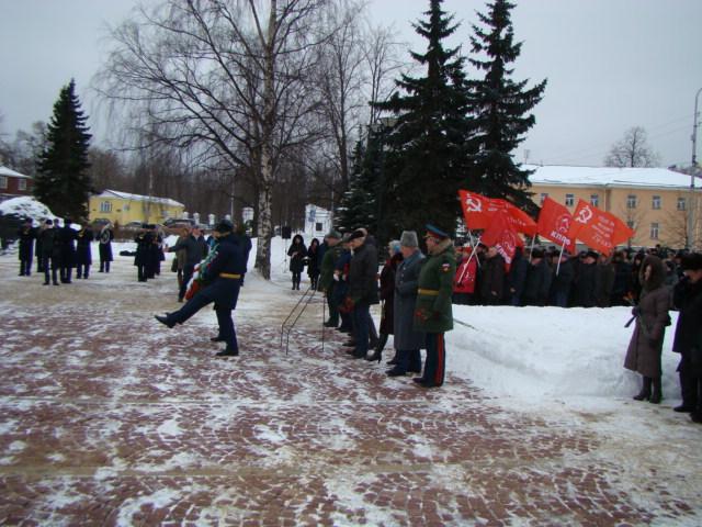 23 февраля Карелия вместе со всей страной отметила общенародный праздник – День защитника Отечества