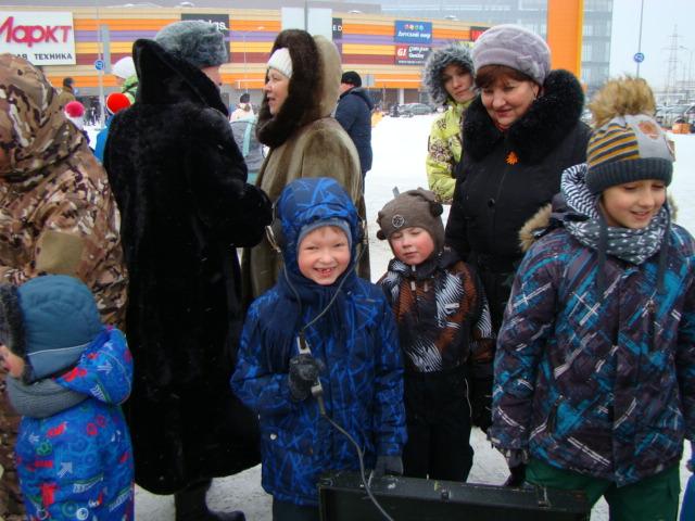 23 февраля в Петрозаводске