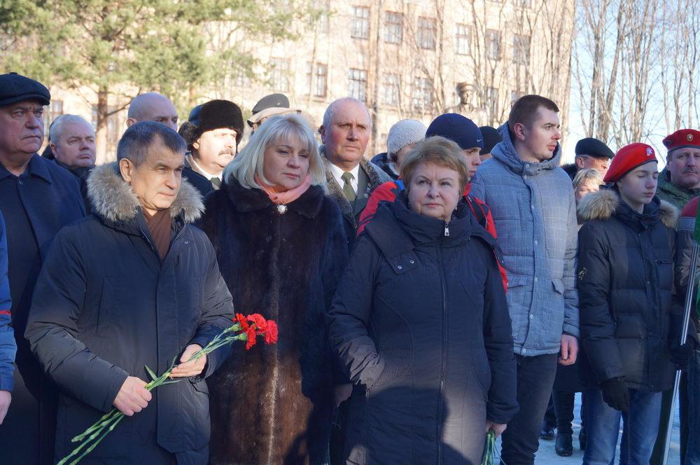 Памятные мероприятия, посвященные очередной годовщине вывода советских войск из Афганистана, состоялись 15 февраля в Петрозаводске
