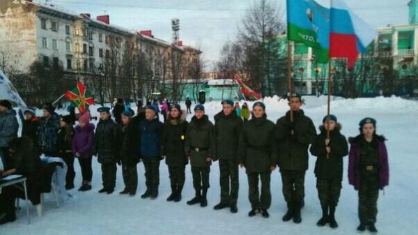Память о защитниках Ленинграда, жива в сердцах Мурманчан