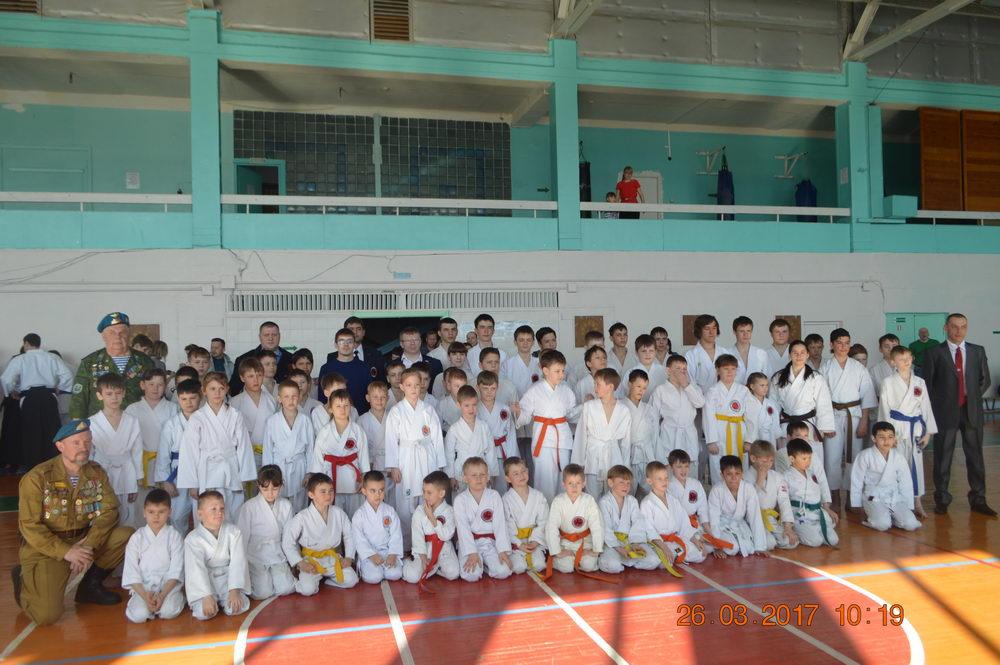 В городе Братск прошёл Межрегиональный турнир по каратэ Сётокан