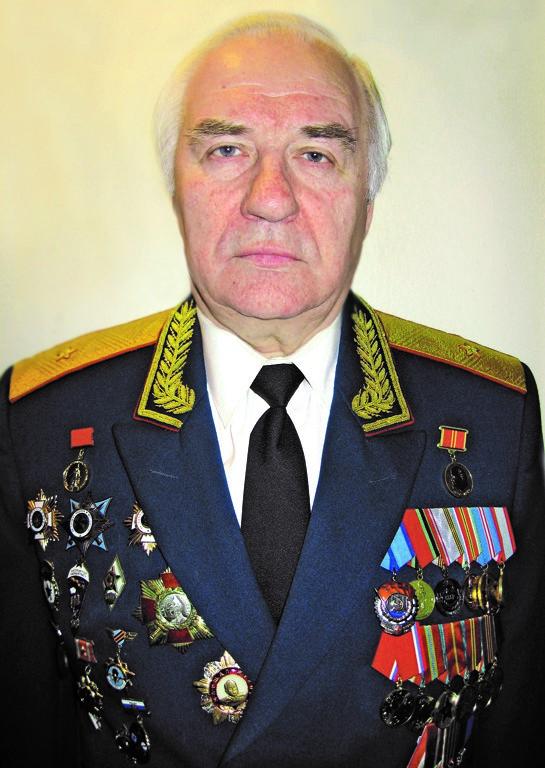 генерал-майор ХАРЕБИН СЕРГЕЙ ПАВЛОВИЧ