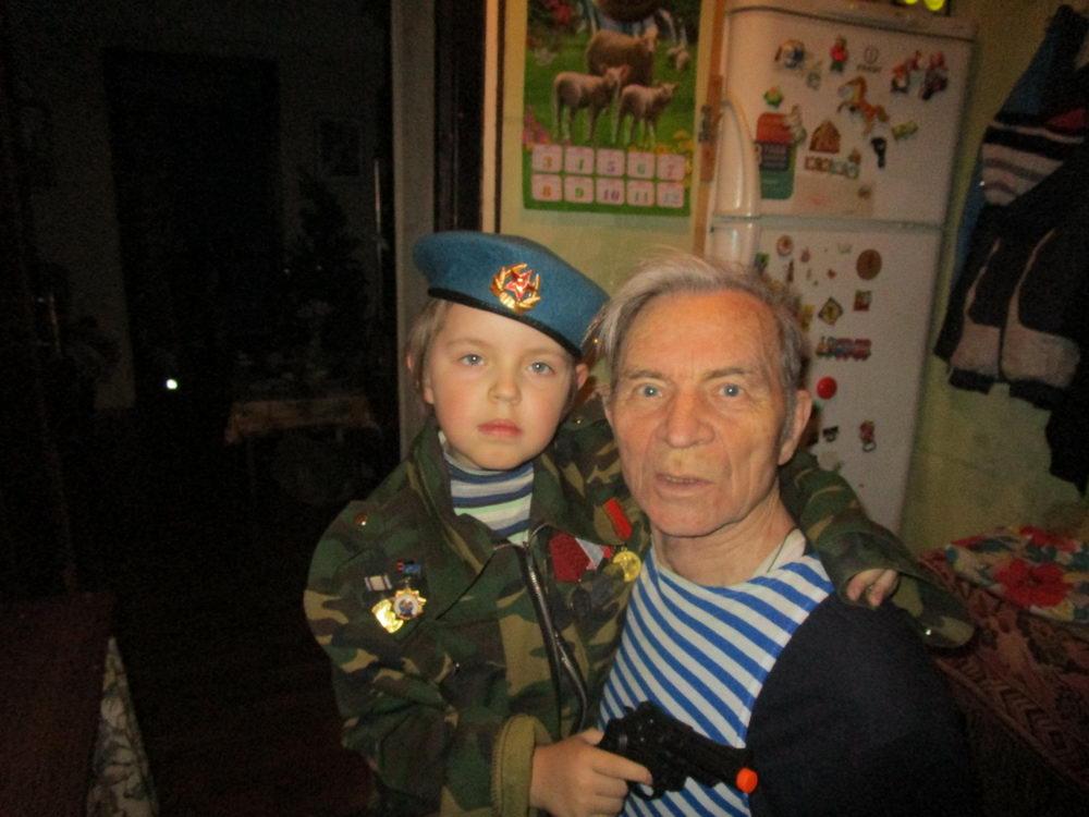 Капитану, десантнику Варухину Алексею Михайловичу исполняется 85 лет!