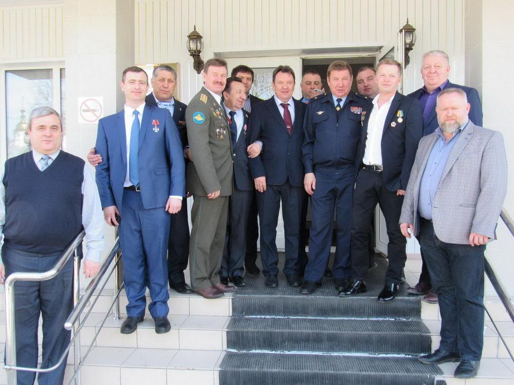 В Кинешме открылось отделение Ивановской областной общественной организации «Союз десантников»