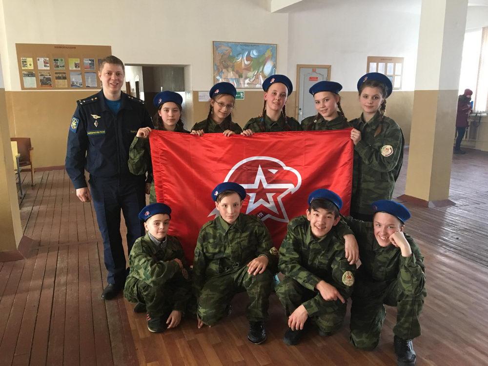 Военно-патриотический слет «К службе в армии готов!»