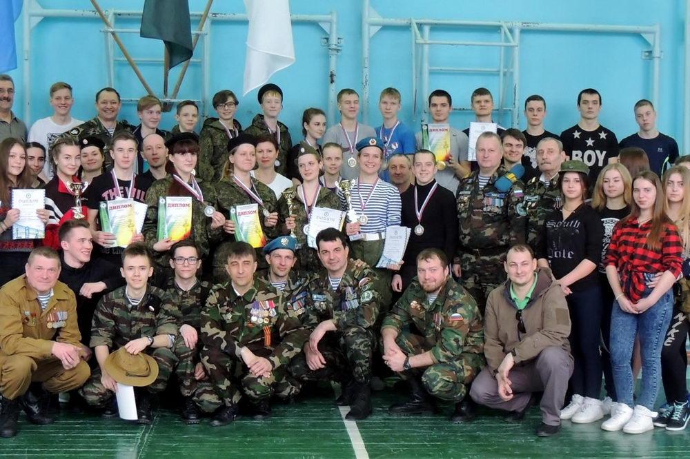Победители муниципальной спортивно-патриотической игры «Орлёнок–2017» – известны