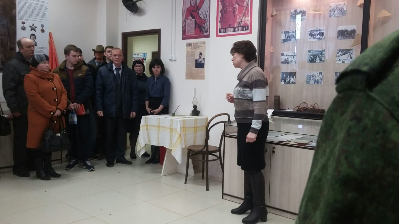 «День призывника - 2017» в г. Приволжске Ивановской области