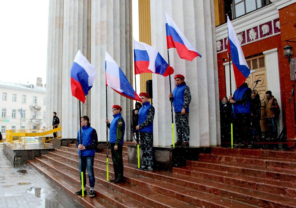 Петрозаводчане выразили свою солидарность в борьбе против терроризма