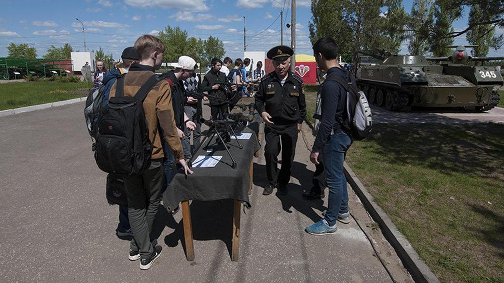 День призывника прошел в парке Победы 23 мая 2017 года
