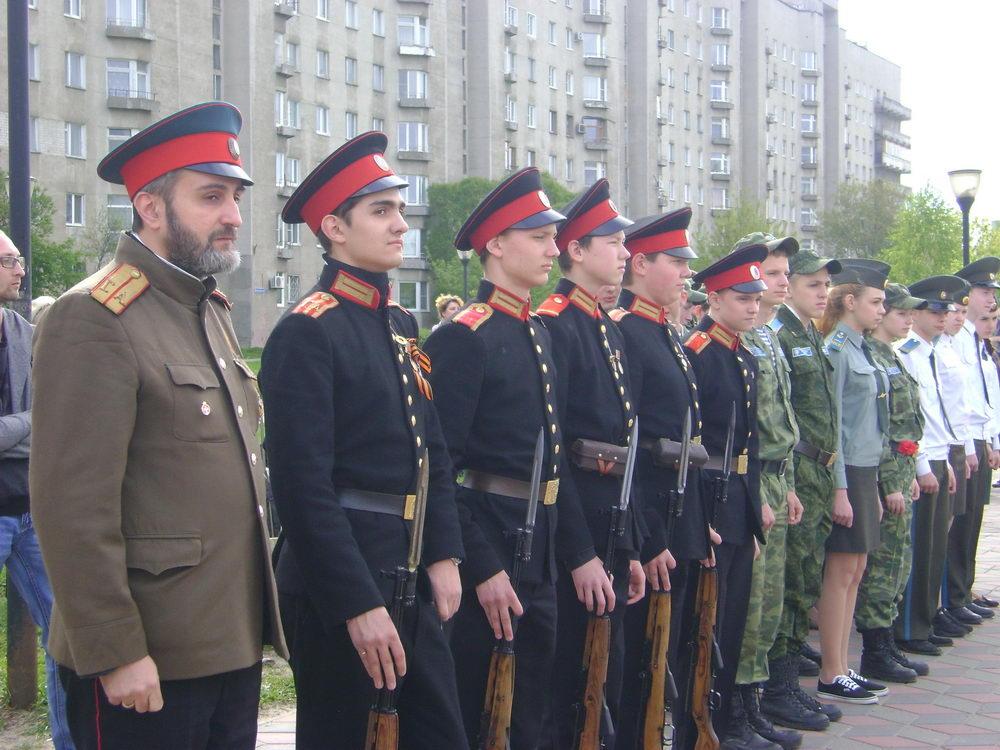 День памяти А.В. Суворова в Нижнем Новгороде