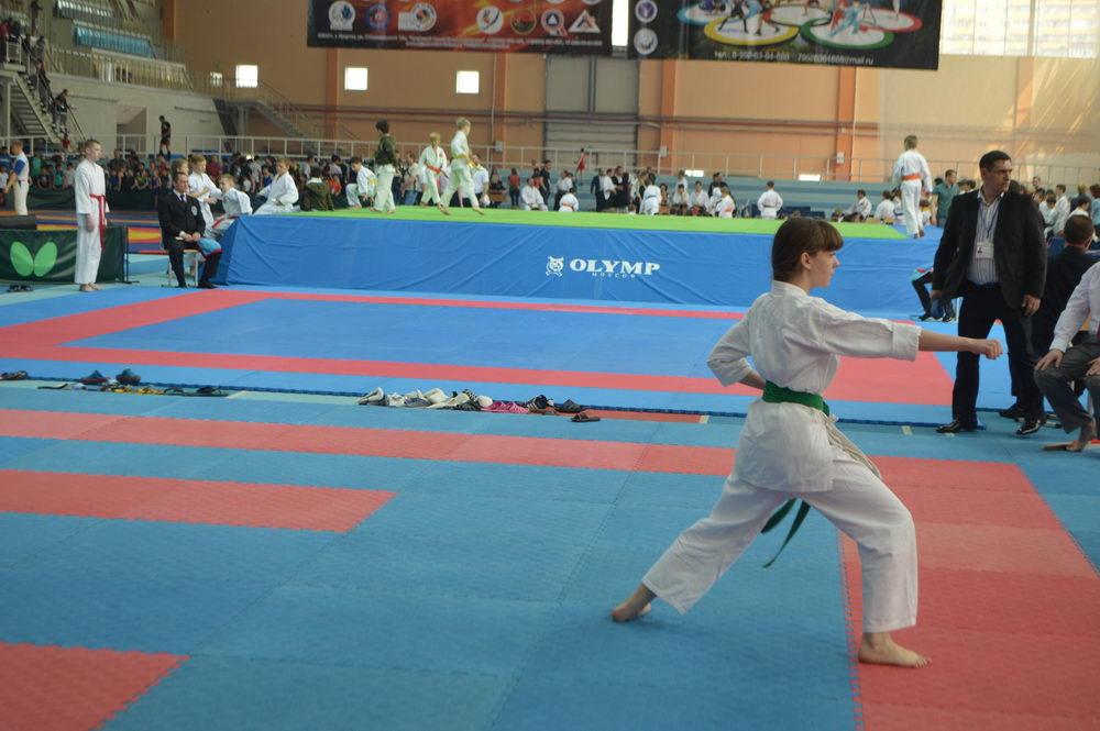 В городе Иркутск состоялась вторая байкальская олимпиада боевых искусств