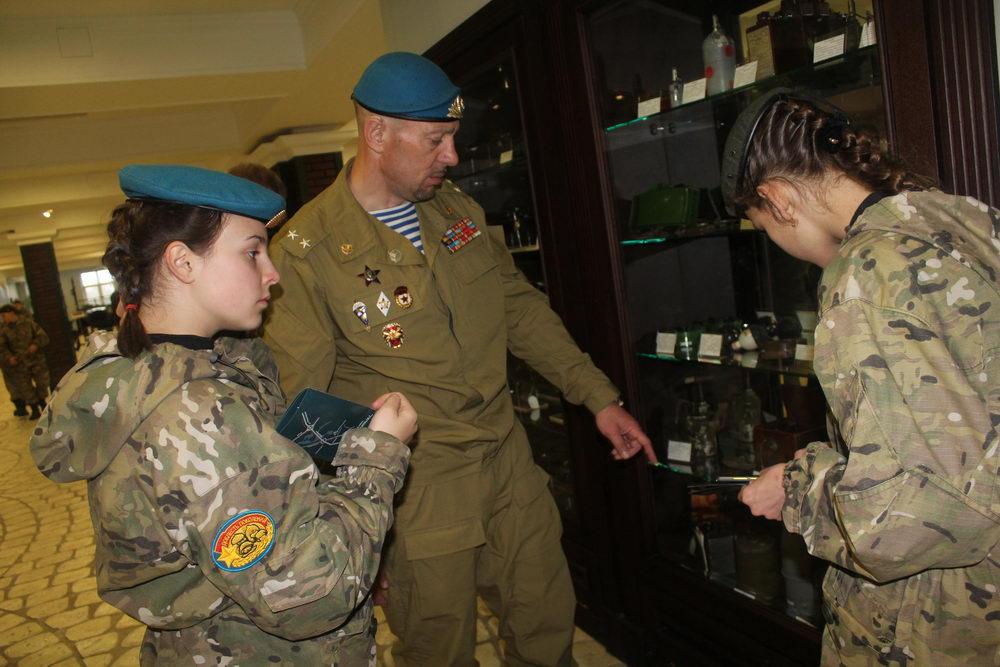 Посещение музея техники Вадима Задорожного