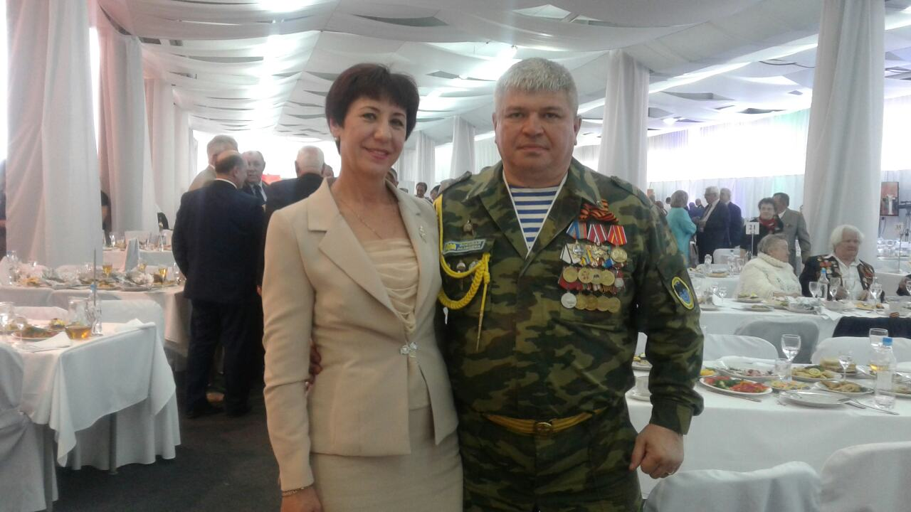 Прием от имени Губернатора Самарской области Н.И.Меркушкина