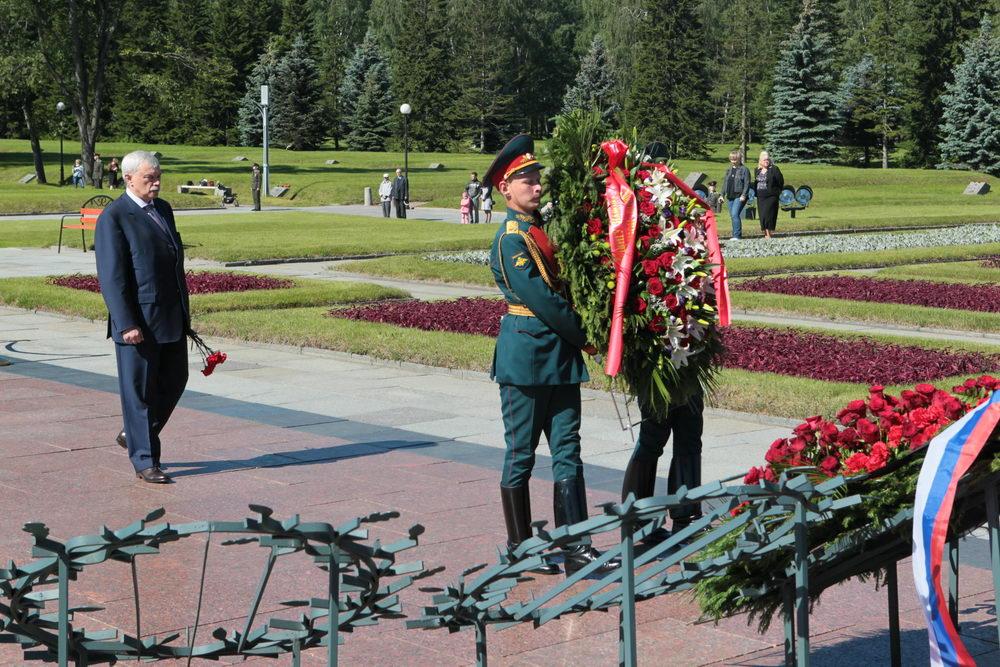 День памяти и скорби в Санкт-Петербурге