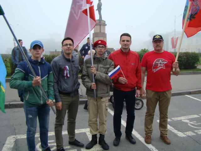 День России отметили в столице Карелии городе Петрозаводске