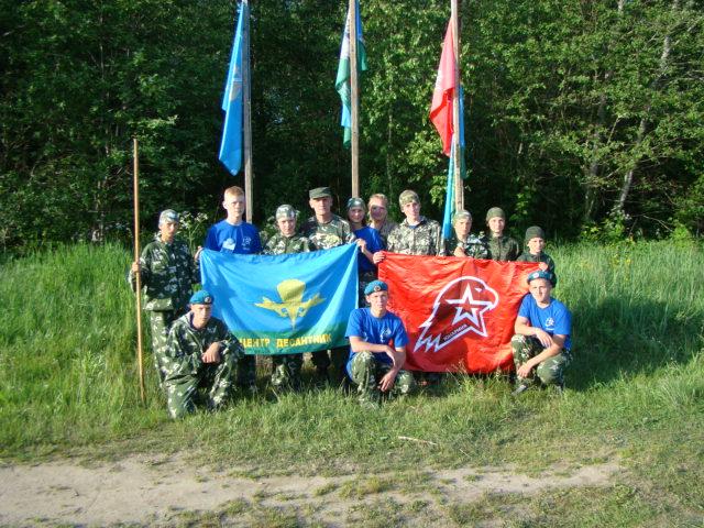 Вот и настал день подведения итогов военно-полевых сборов «Внуки Маргелова» в городе Пскове