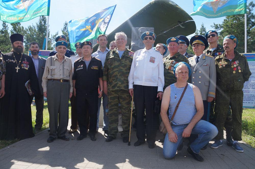 День ВДВ в Нижнем Новгороде
