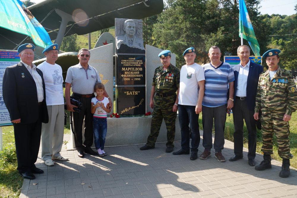День российской гвардии в Нижнем Новгороде