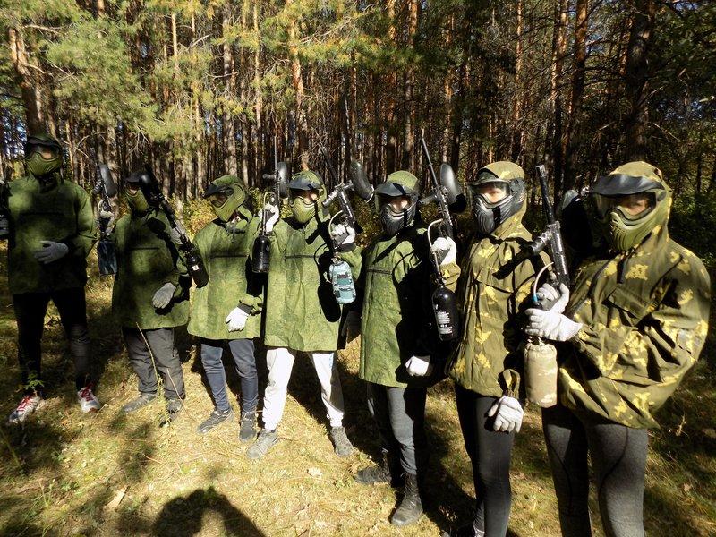В Самарской области прошли Седьмые военно-спортивные соревнования «Служу России»