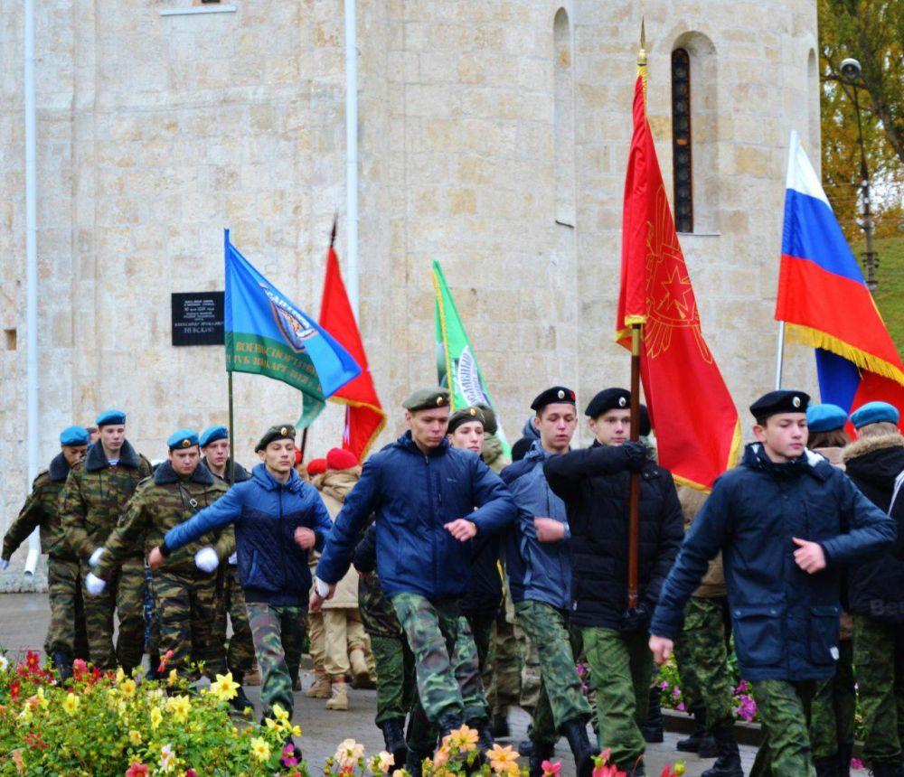 XIII Межрегиональные военно-патриотические Ушаковские сборы среди