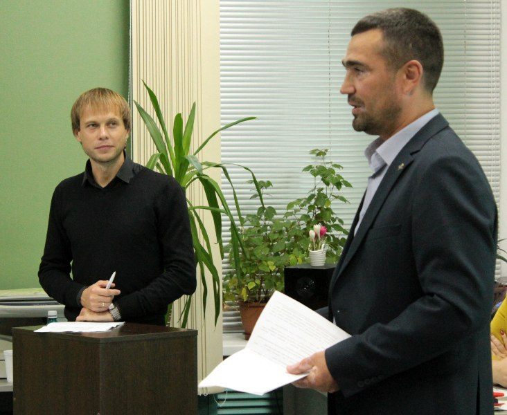 X городская научно-практическая конференция работников сферы молодёжной политики города Новосибирска на Посту №1