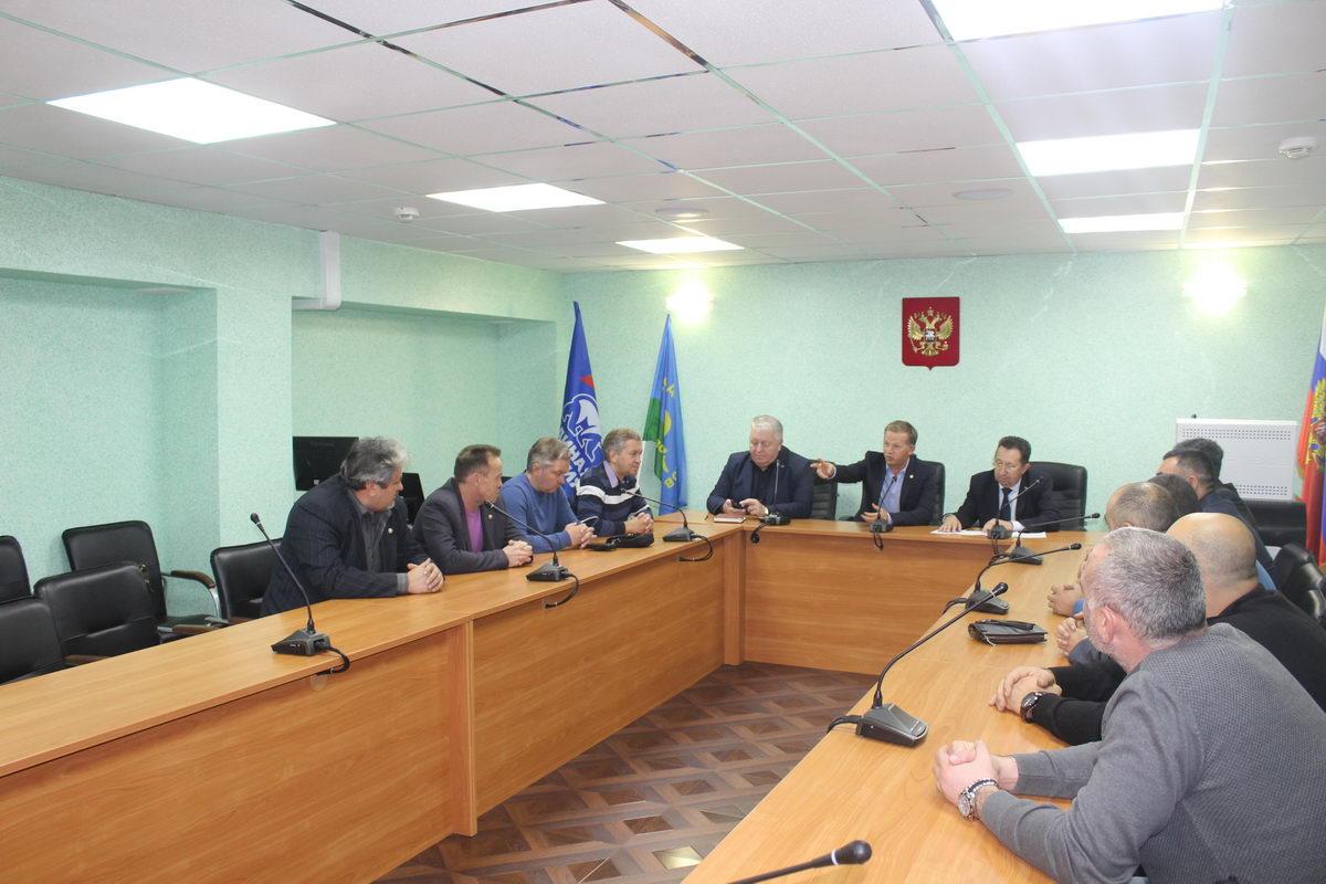 Ивановская Областная Общественная Организация «СОЮЗ ДЕСАНТНИКОВ» выступил за укрепление межнациональных связей
