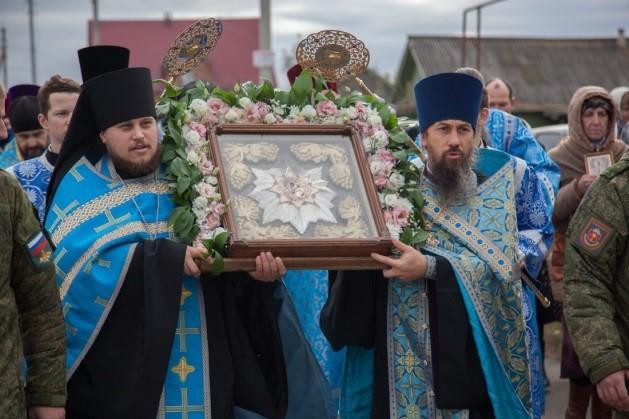 Празднование 100-го юбилея обретения иконы Божьей Матери «Избавительница от бед»