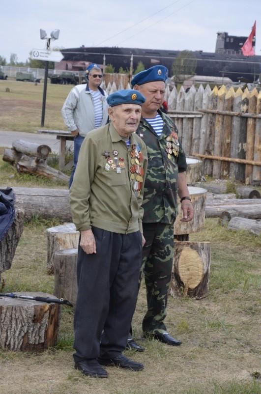 Чемпионат Самарской области по спортивному метанию ножа