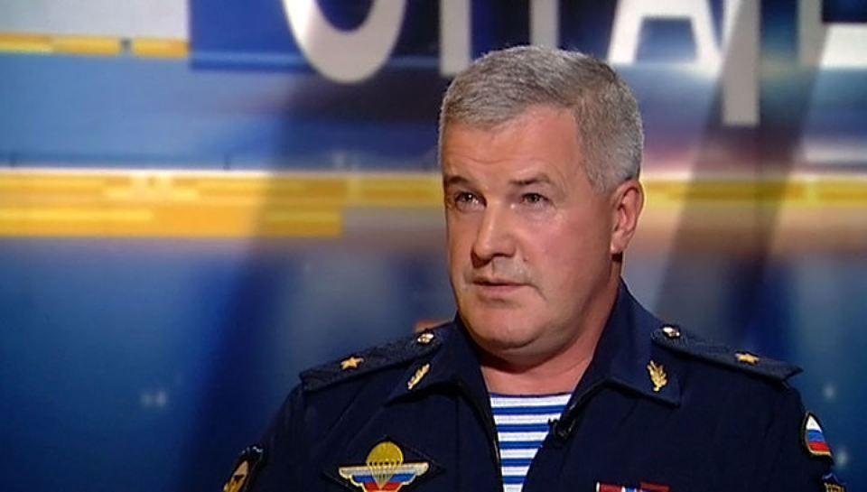 Генерал-майор Алексей Рагозин