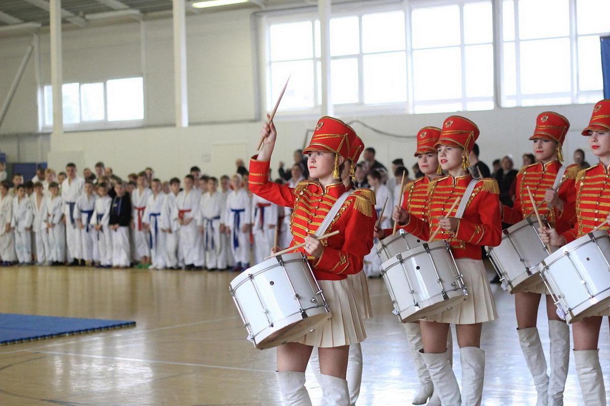 4-5 ноября в г. Кировске прошёл Чемпионат Ленинградской области по рукопашному бою среди юношей и девушек, посвящённый «Дню Военной Разведки»!