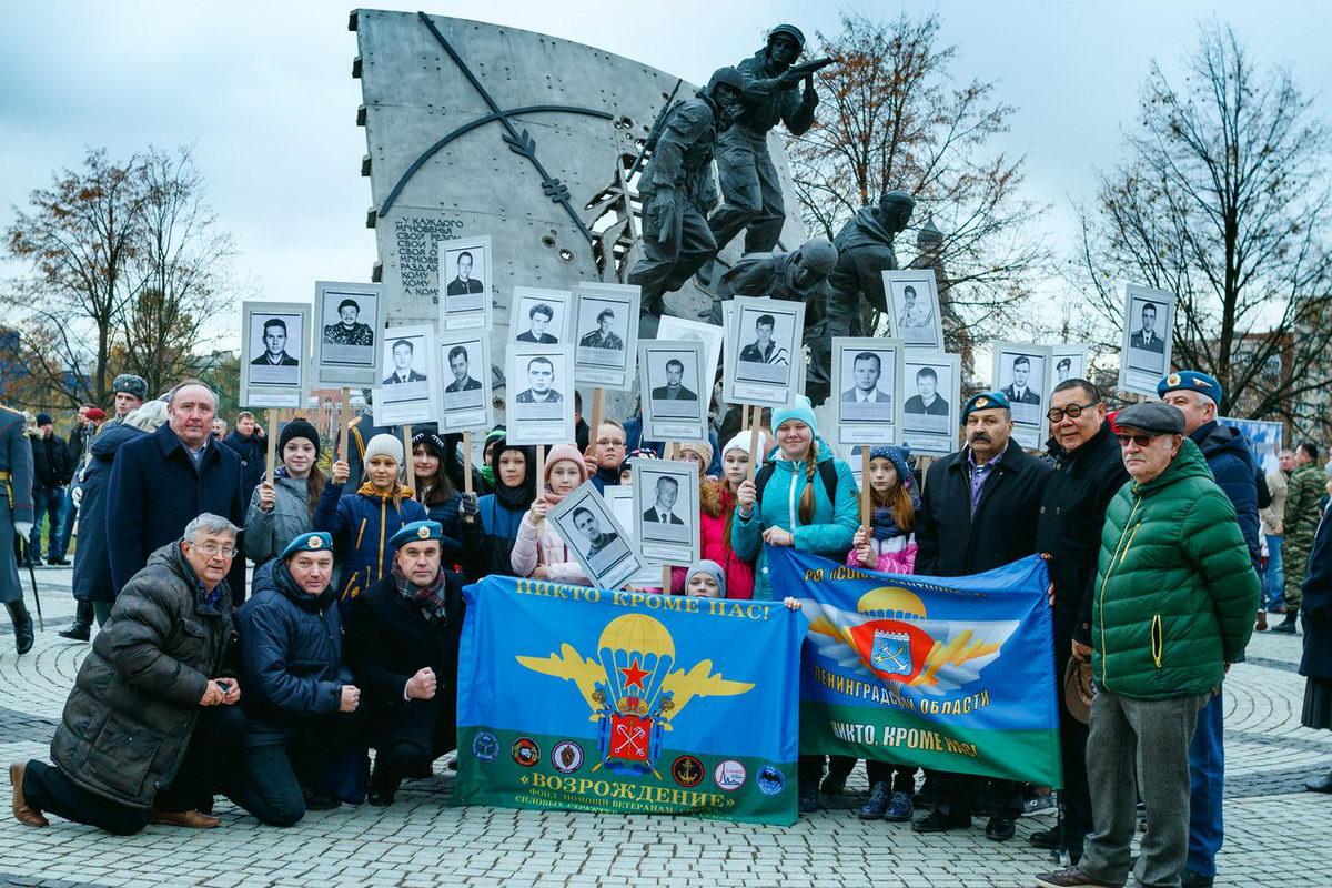 24 ОКТЯБРЯ - ДЕНЬ ПОДРАЗДЕЛЕНИЙ СПЕЦИАЛЬНОГО НАЗНАЧЕНИЯ отметили в Санкт-Петербурге!
