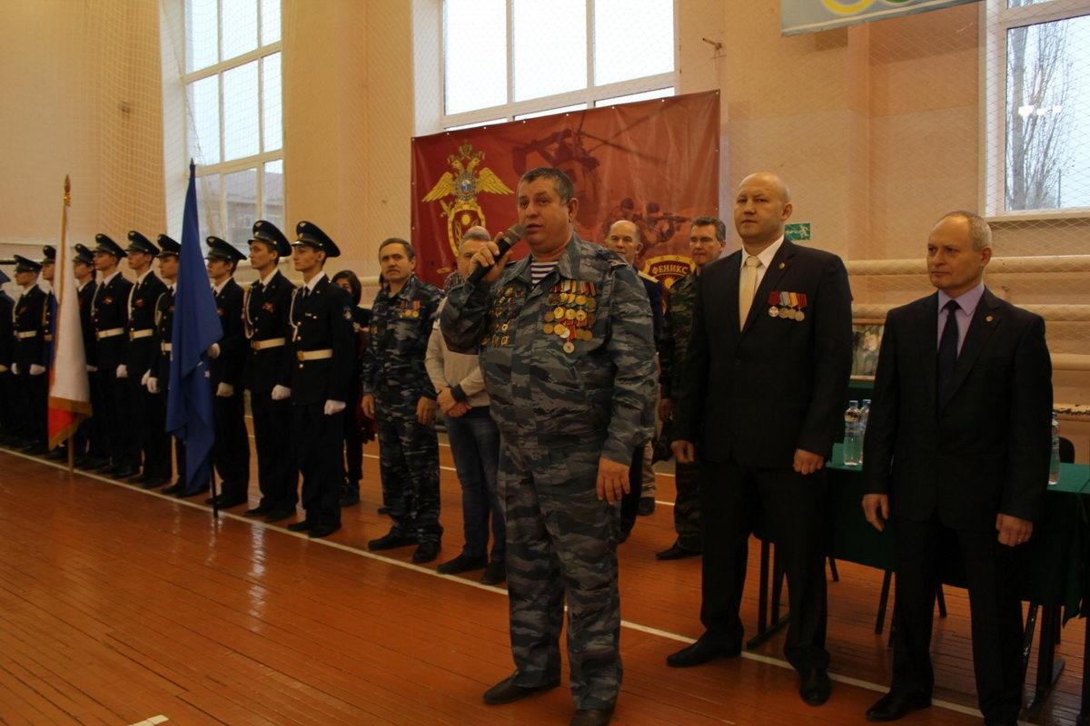 Открытый городской турнир по спортивной борьбе, посвященный памяти липчан, погибших в Афганистане и на северном Кавказе