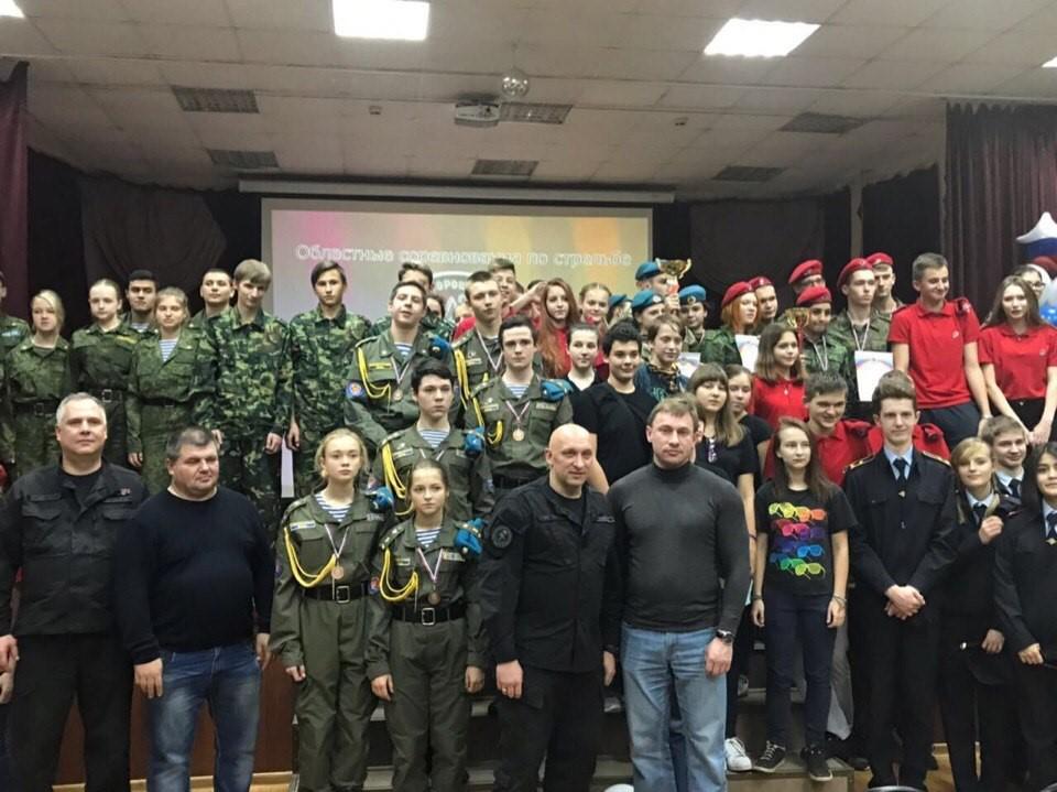 ВПО «СОВА» Заняла 3-е место во вторых зональных соревнованиях «ВОРОШИЛОВСКИЙ СТРЕЛОК»