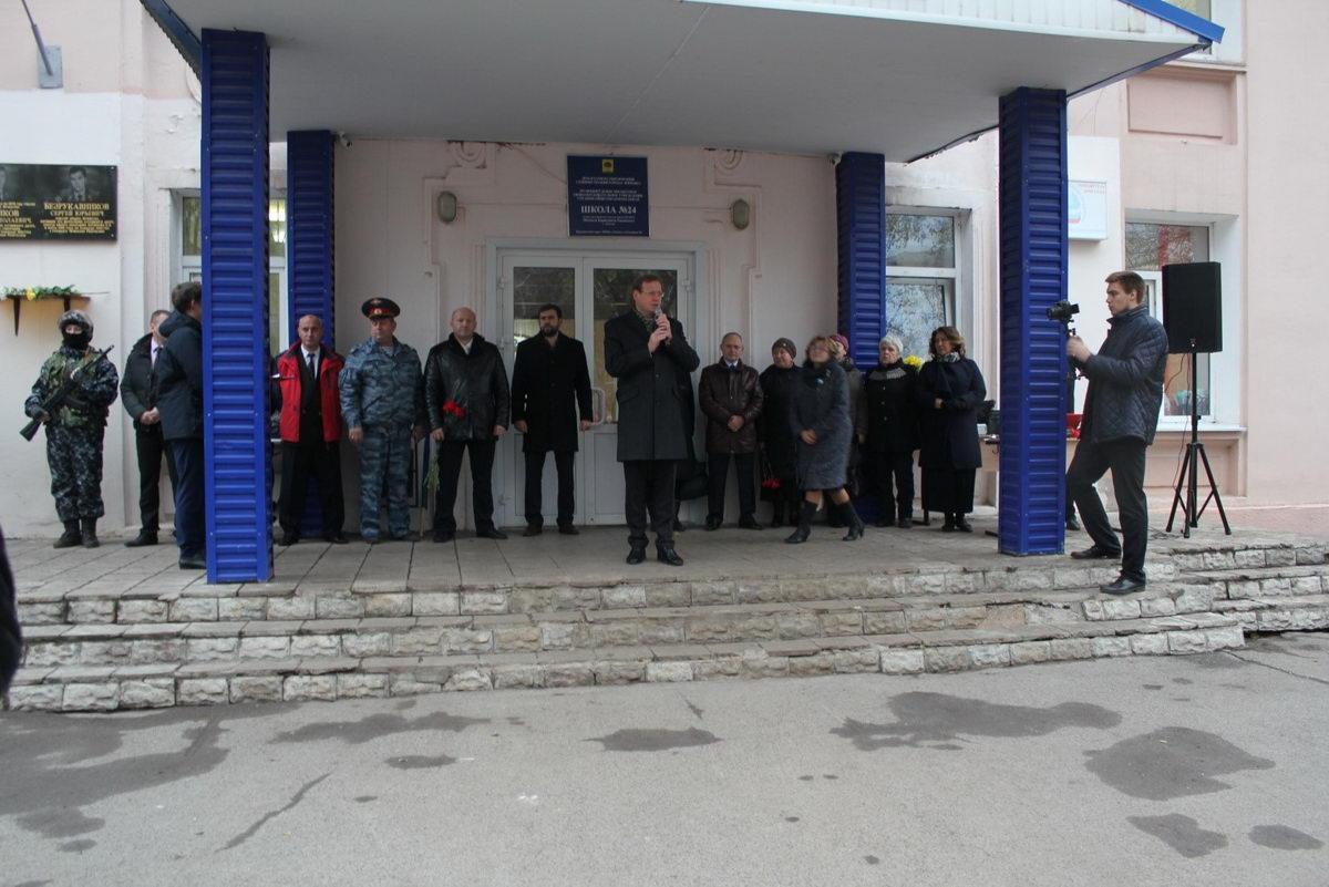 10 ноября – День сотрудника органов внутренних дел РФ отметили в г. Липецке