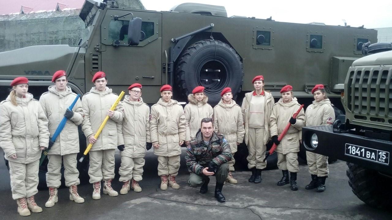 11 Ноября в Дивизии имени Ф.Э. Дзержинского прошло мероприятие «День Призывника»