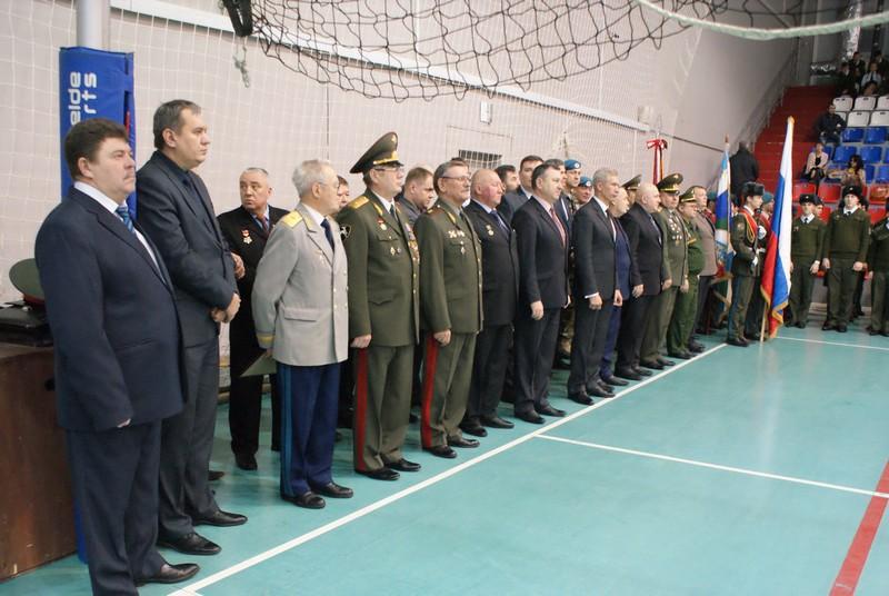 Ряды Нижегородского Десантного кадетского братства пополнились на 135 человек 15 декабря 2017 года