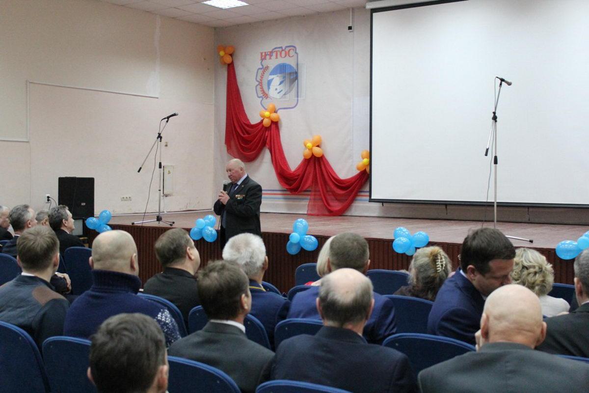 Председатель Нижегородского «Союза десантников» принял участие в церемонии открытия Ресурсного центра