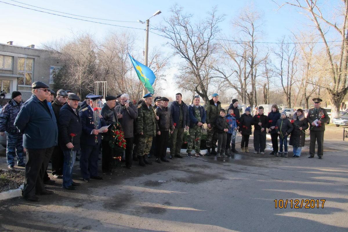 Пресс-релиз «День памяти погибшим воинам в Чечне!»